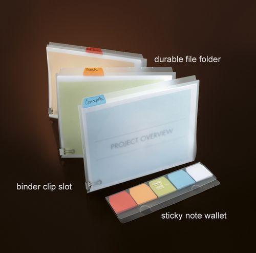 Durable file folders copy