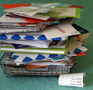 Paper clutter-c