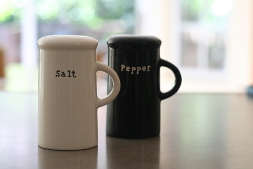 Salt-and-pepper