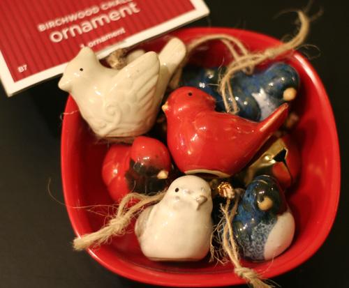 Bird-ornament