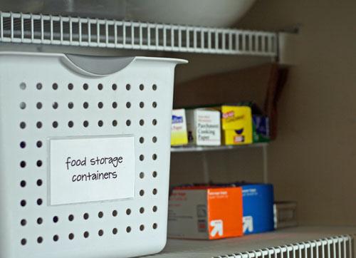 Organize-tupperware