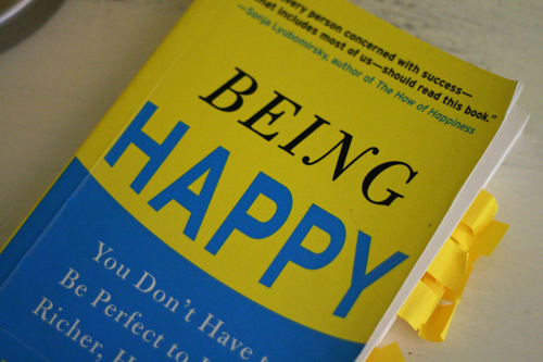 Being-happy