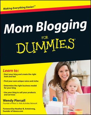Mom_Blogging_For_Dummies