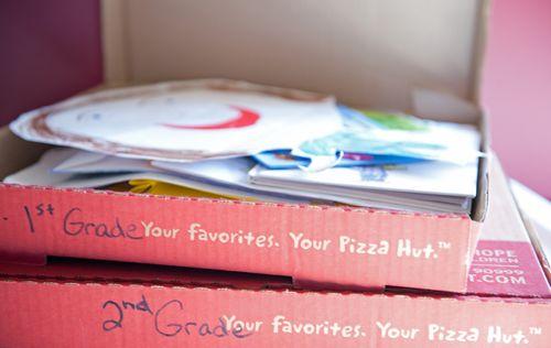Schoolpaper storage - copyright-simplify101
