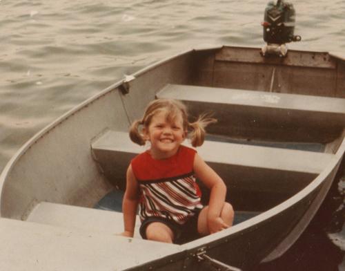 At-grandmas-lake-1971