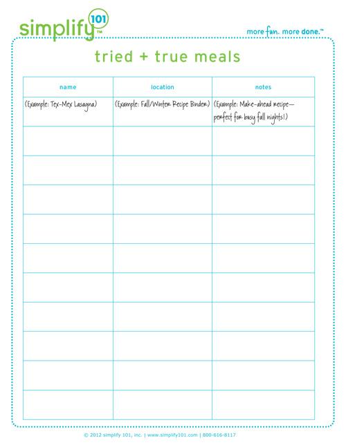Tried+true-meals