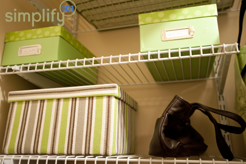 Green-closet-storage-boxes