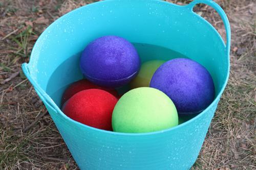 Sponge-balls