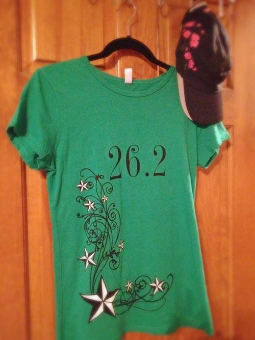 26.2 shirt