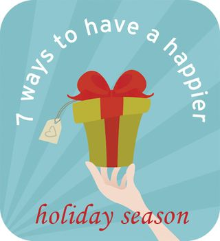 7 steps to a happier holiday - from simplify101 copy