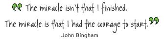 John Bingham quote