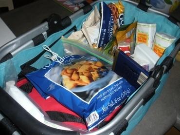 Organizedfoodcar